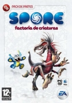 Spore Factoria de criaturas PC y MAC