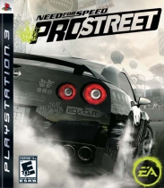 Need For Street Pro Street PS3