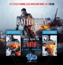 Battefield 4 Base + BF 4 Premium