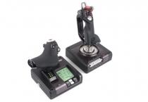 Joystick Saitek X52 Pro Flight Control USB