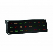 Saitek BIP panel Pro flight backlit information panel