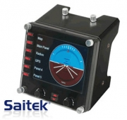 Saitek PRO Flight Instrumental Panel