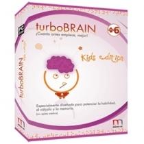 TURBOBRAIN Kids Entrenamiento cognitivo